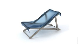 3 FORM - chaise longue